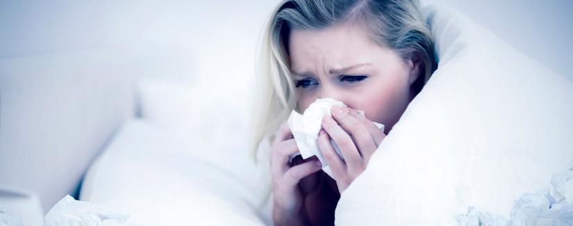 Сезонная и хроническая аллергия