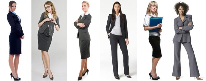 Escolhendo a roupa certa para o trabalho