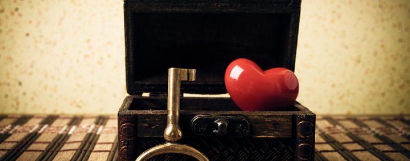 Tesouro e coração